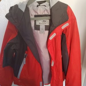 Boys rain jacket.